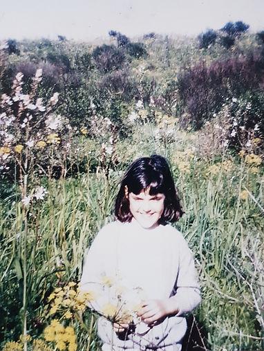 Sophie, Casablanca, Flowers.jpg