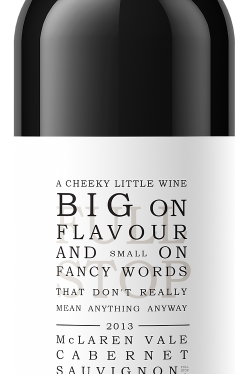 Big Little Label Cabernet Sauvignon McLaren Vale 2013