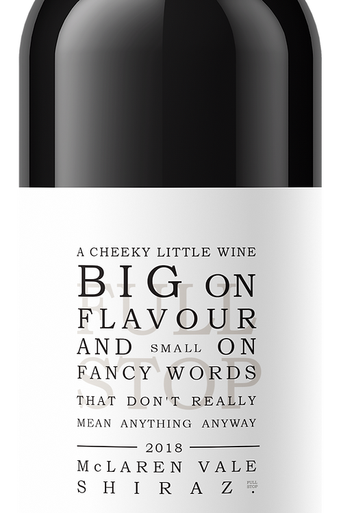 Big Little Label Shiraz McLaren Vale 2018