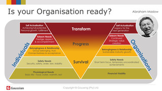 Is your organisation mature enough to make an ISO 55000 commitment?