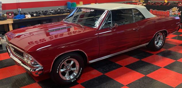 1966 Chevelle convertible