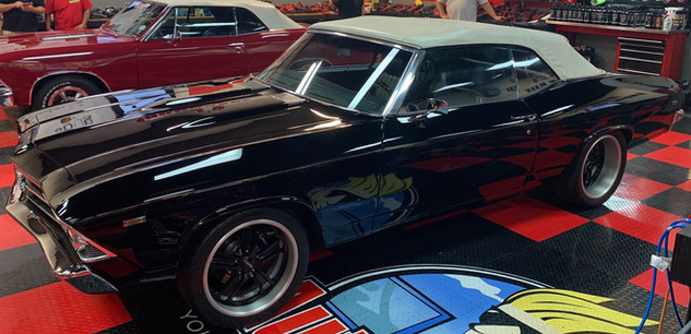 66 Chevelle convertible
