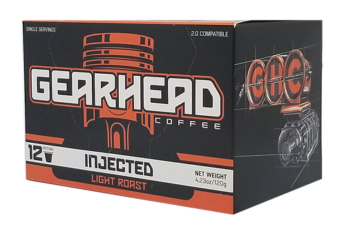 INJECTED Piston Cups 12 Count