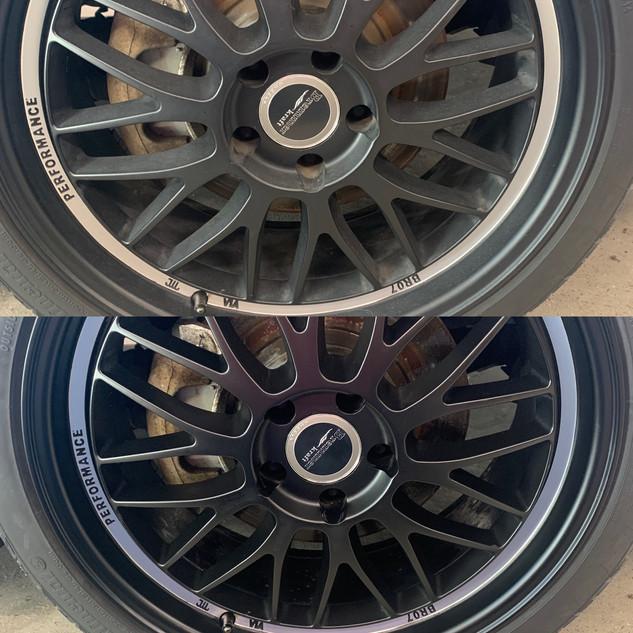 Matte Wheel Resurrection