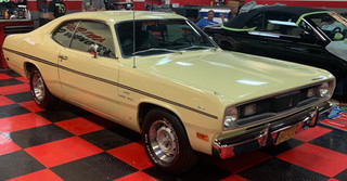 Dodge Duster - all original