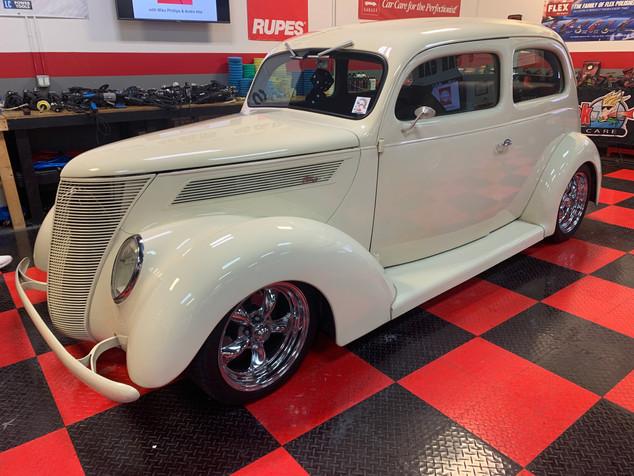 Ford Show Car Restoration