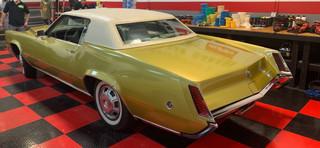 1968 Cadillac El Dorado restored