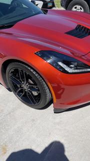 Corvette Stringray walkaround