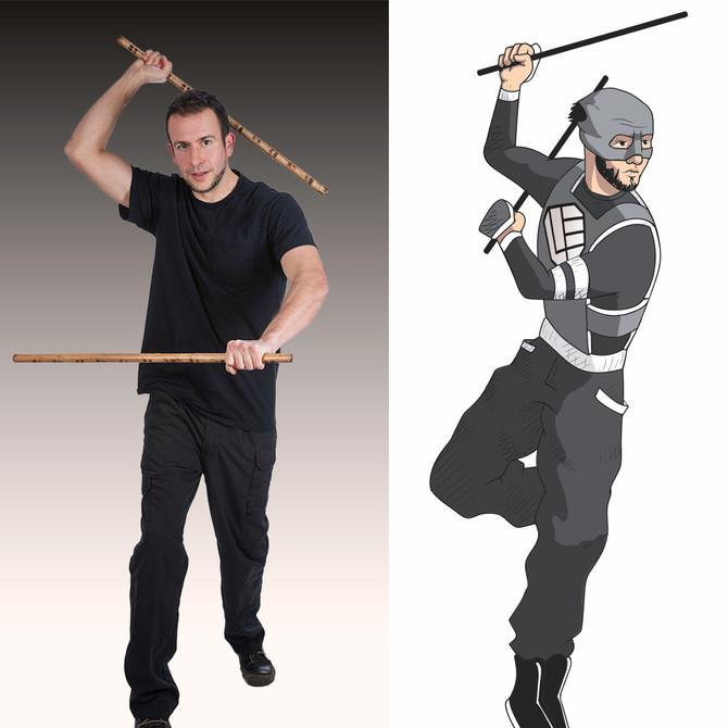 Uncanny Martial Arts