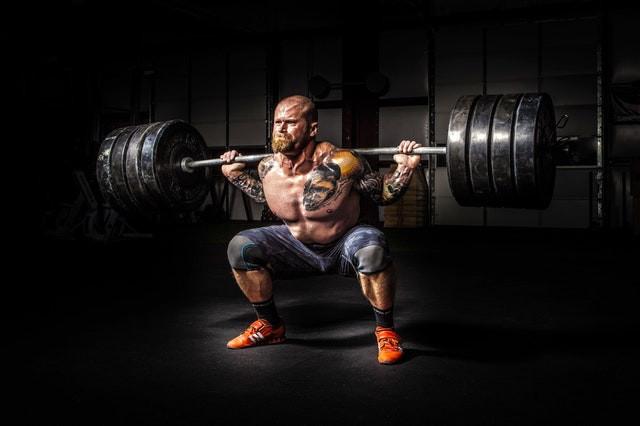 Uncanny Strength Training
