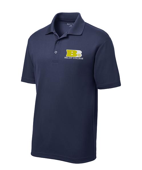 175th Anniversary Embroidered True Navy Sport-Tek® RacerMesh® Polo