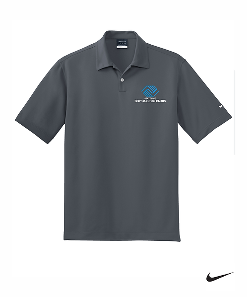 Embroidered Men's Stateline Boys & Girls Clubs Nike Polo