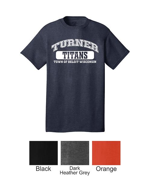 Beloit Turner Unisex Core Cotton Tee