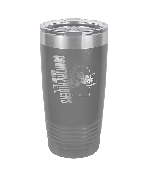 Country Riders 20 oz. Tumbler