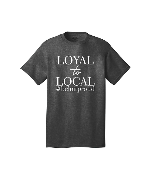 ADULT Loyal to Local
