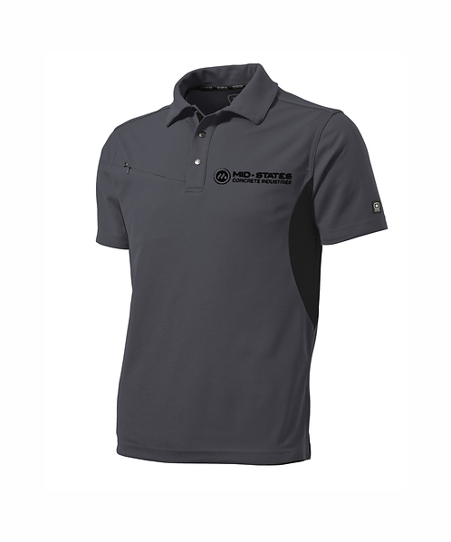 Mid-States OGIO Embroidered Accelerator Polo