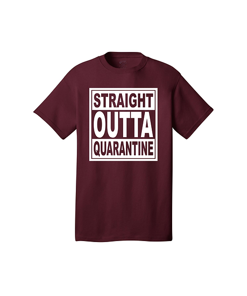 ADULT Straight Outta Quarantine