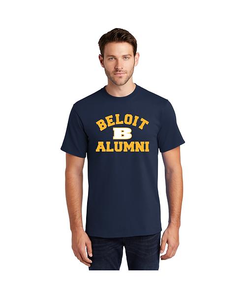 """College Store """"Beloit Alumni B"""" Tee"""