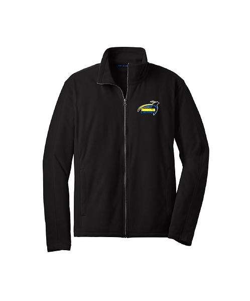 Cunningham Cavaliers Embroidered Men's Microfleece Jacket