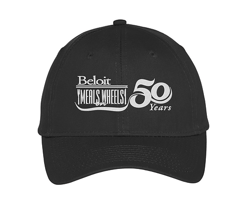Beloit Meals on Wheels Embroidered Cap