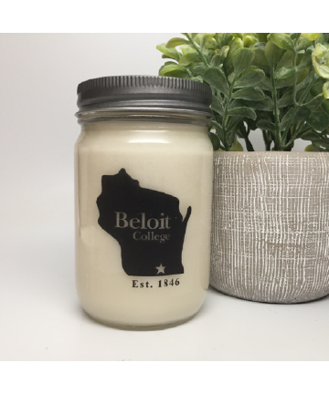 Beloit College Soy Candle