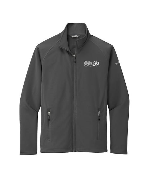 Beloit Meals on Wheels Men's Embroidered Smooth Fleece Base Layer Full-Zip