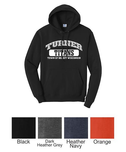 Beloit Turner Unisex Pullover Sweatshirt