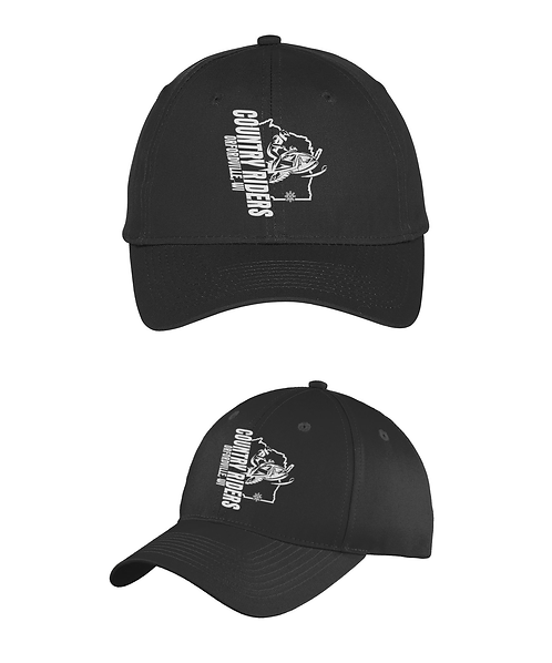 Country Riders Embroidered Cap