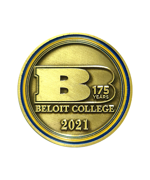 """175th Anniversary  1 1/2"""" Challenge Coin"""