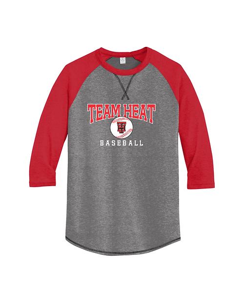 Team Heat 3/4-Sleeve Tee
