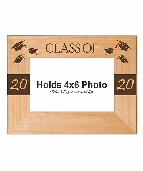 "Class of 2020 4"" x 6"" Picture Frame"