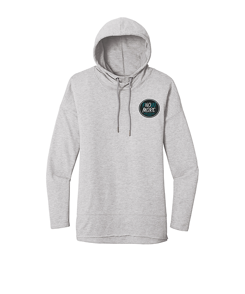 S.A.R.P Embroidered Women's Light Heather Grey Featherweight Hoodie