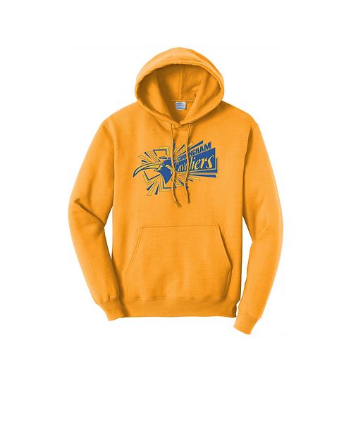 Cunningham Cavaliers Unisex Pullover Sweatshirt