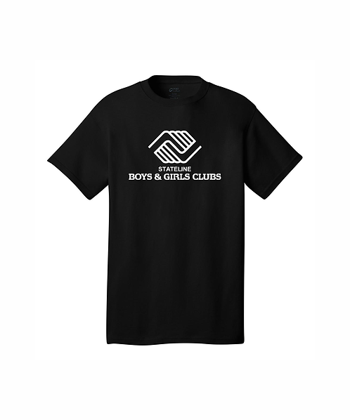 Stateline Boys & Girls Clubs T-Shirt (Various Colors)