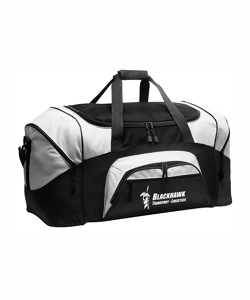 Blackhawk Transport Embroidered Sport Duffel Bag