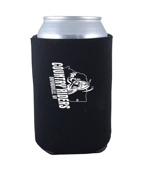 Country Riders Regular Can Koozie