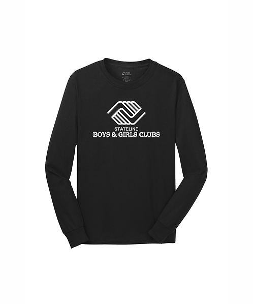 Stateline Boys & Girls Clubs Long Sleeve (Various Colors)