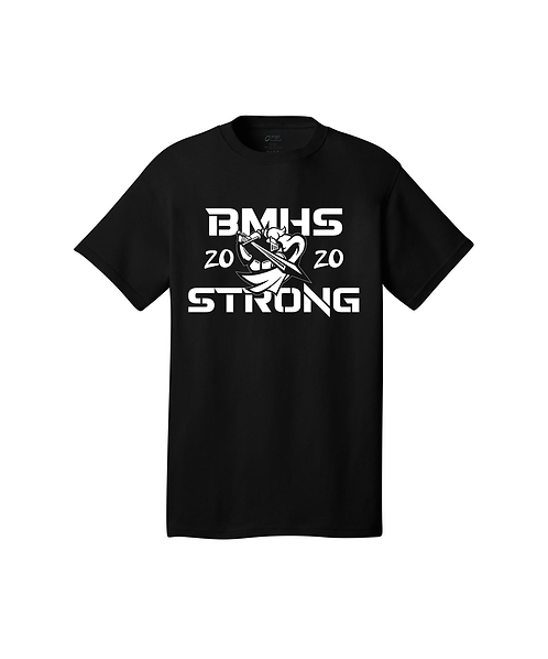 ADULT BMHS Strong 2020 T-Shirt