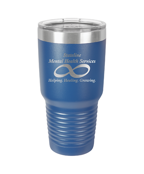 Stateline Mental Health 30oz. Tumbler