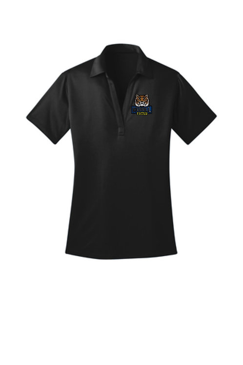 Embroidered Merrill Staff  Ladies Silk Touch Performance Polo