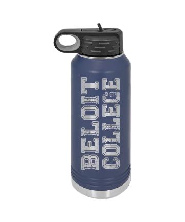 Beloit College 32 oz. Polar Camel Water Bottle