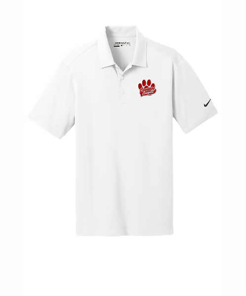 Converse Cougars Embroidered Nike Dri-FIT Vertical Mesh Polo