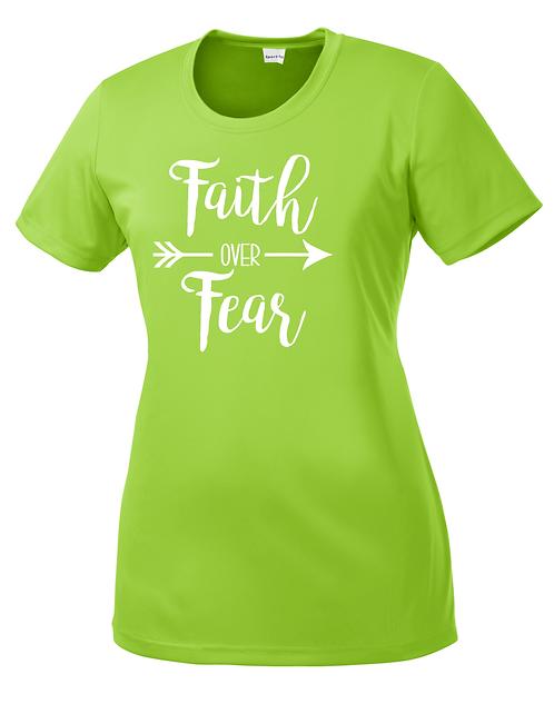 Ladies Faith Over Fear