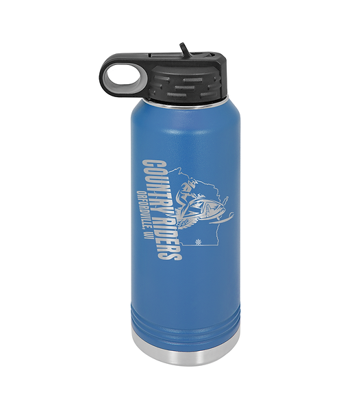 Country Riders 32oz. Water Bottle