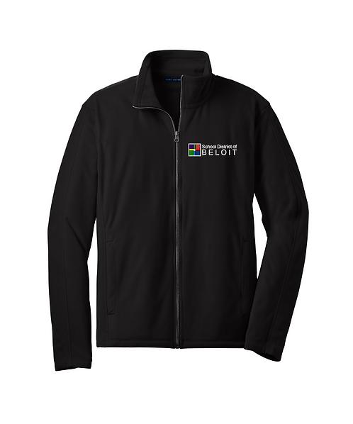 School District of Beloit Embroidered Men's Microfleece Jacket