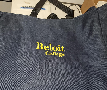 College Store Navy Port Authority Essential Tote