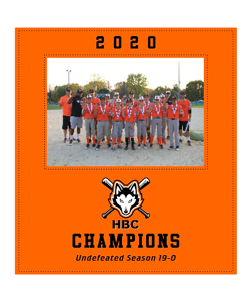 "Harlem Huskies 5"" x 7"" Subli-Tru Photo Frame"