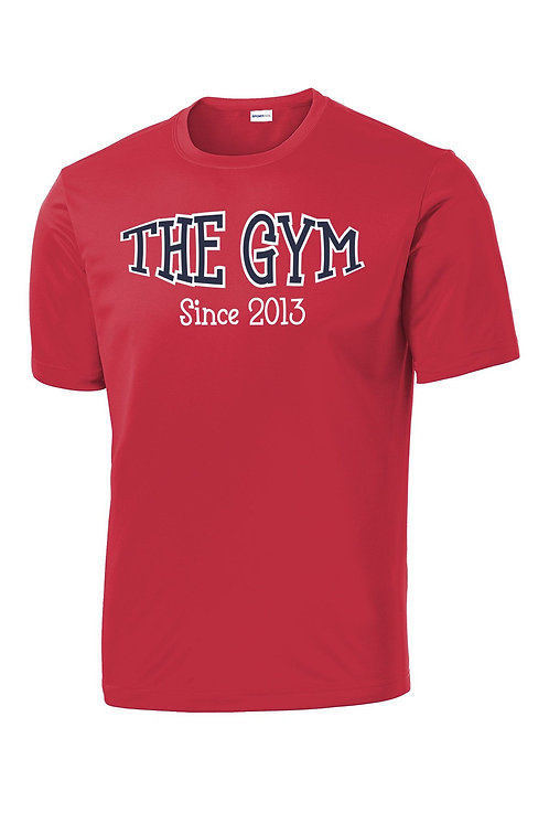 The Gym- Sport-Tek® PosiCharge® Competitor™ Tee