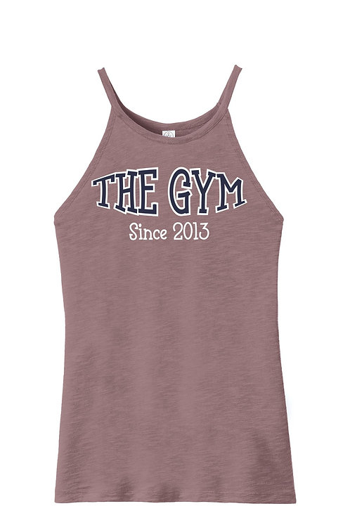 The Gym- Alternative Women's Weathered Slub Sporty Tank