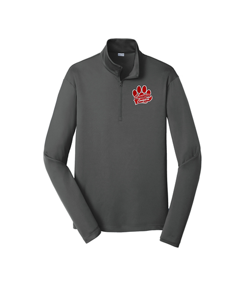 Converse Cougars Embroidered Sport-Tek® PosiCharge® Competitor™ 1/4-Zip Pullover